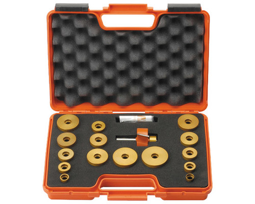 Falcovací fréza velká se sadou kroužků CMT, HM, S12, 16/50,8/22mm