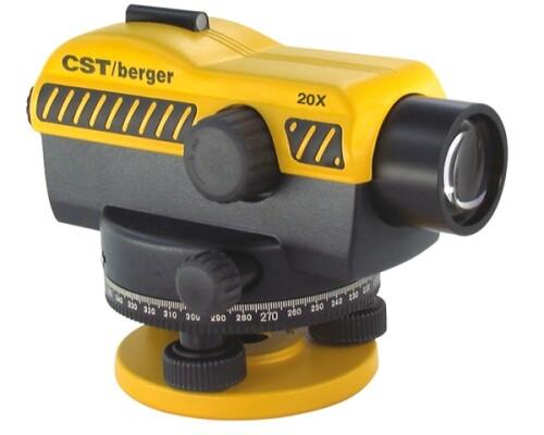 optický nivelační přístroj, CST-BERGER, SAL 20ND