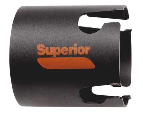 Děrovka na stavební materiály Superior 68mm