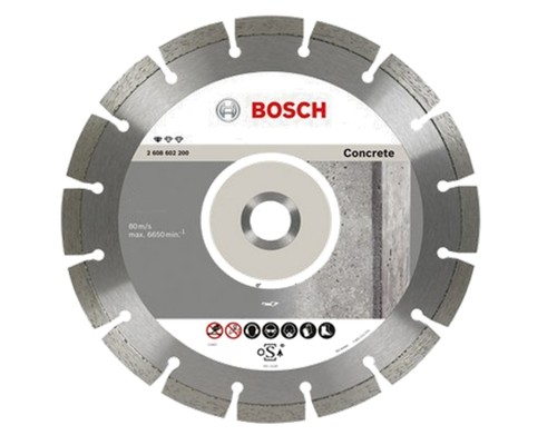 diamantový kotouč BOSCH, Professional BETON, 115mm