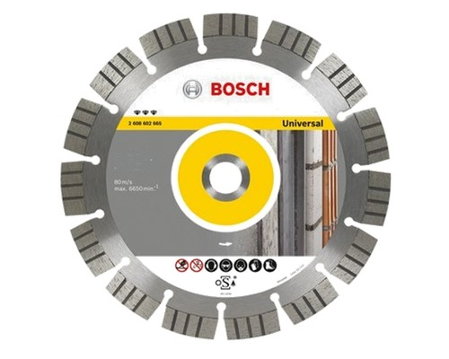 diamantový kotouč BOSCH, Best UNI, 400/25,4(20)mm