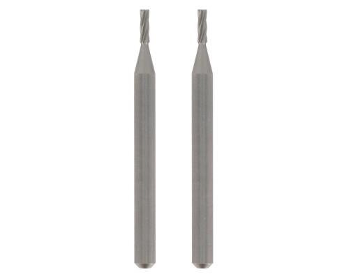 Dremel 193 řezbářská fréza na měkké materiály, válcová 2,0mm, 2ks