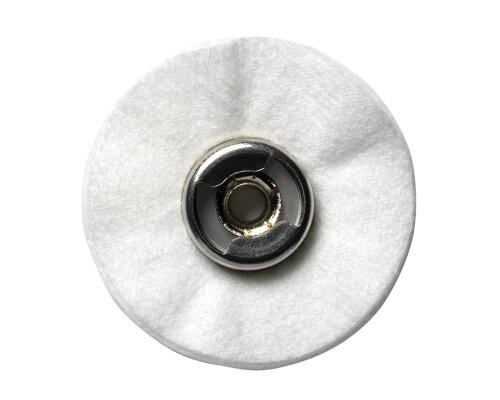 Dremel 423 S leštící tkanina hadrák, průměr 25mm, 1ks