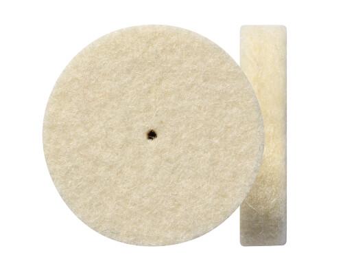 Dremel 429 leštící filcový kotouč, talířový, 26mm, 3ks