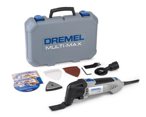 oscilační bruska DREMEL Multi-Max, MM20-1/9, kufr