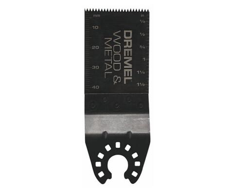 pilový list do dřeva a kovu DREMEL Multi-Max, HSS, 32mm, MM482