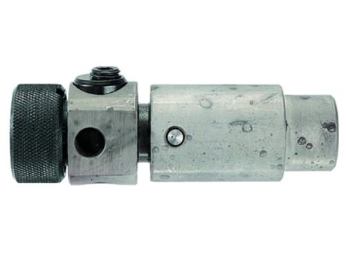 Výkyvný čelisťový držák závitníků ASge 636, stavitelný 2,0-8,1mm