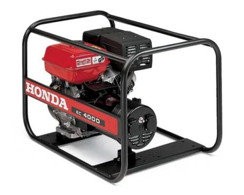 Elektrocentrála Honda EC 3600 K1, 230V/3,6kVA