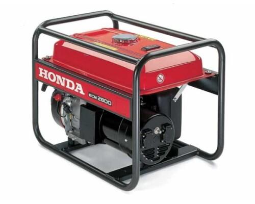 Elektrocentrála Honda ECM 2800 K1, 230V/ 2,8kVA