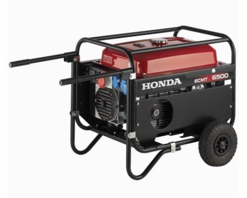 Elektrocentrála Honda ECMT 7000 K1, 400V/6,5kVA