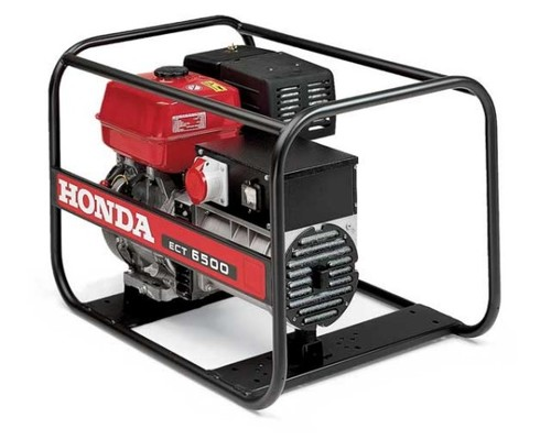 Elektrocentrála Honda ECT 7000 K1F, 400V/6,5KVA