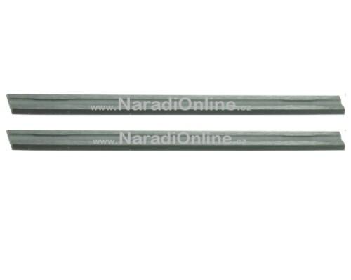 nože do hoblíku oboustranné Narex HM-EDH 82