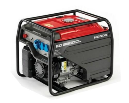 Elektrocentrála Honda EG 3600CL, 230V/3,6kV