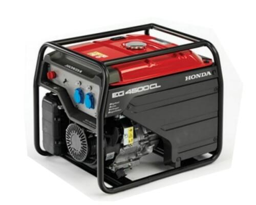 Elektrocentrála Honda EG 4500CL, 230V/4,5kV