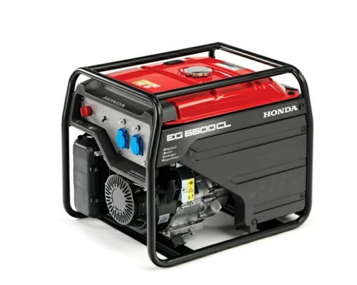 Elektrocentrála Honda EG 5500CL, 230V/5,5kV