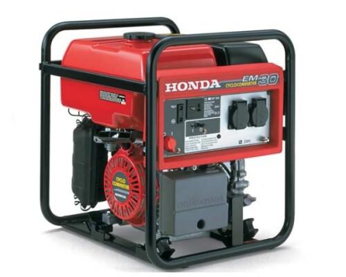 Elektrocentrála Honda EM 30 K1, 230V/2,6kVA