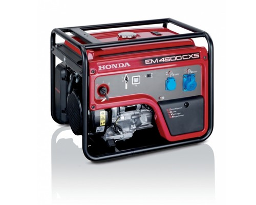 Elektrocentrála Honda EM 4500, 230V/4,5kVA