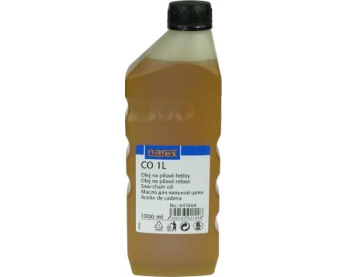 olej na mazání řetězu NAREX, EPR, ekologický, 1litr