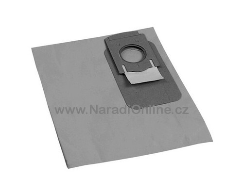 filtrační sáček k vysavači, BOSCH, GAS12-50RF, 5ks