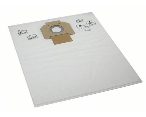 filtrační sáček k vysavači, BOSCH GAS 15, GAS 1200, 5ks