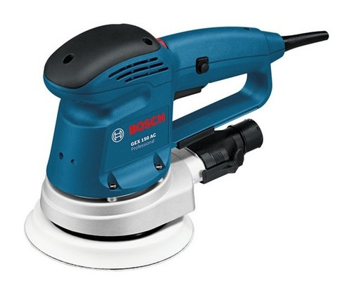 bruska excentrická Bosch GEX 150 AC