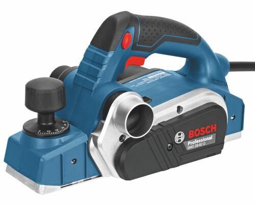 Elektrický ruční hoblík Bosch GHO 26-82 D