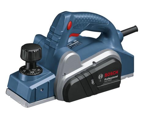 Elektrický ruční hoblík Bosch GHO 6500, HSS 82mm, karton