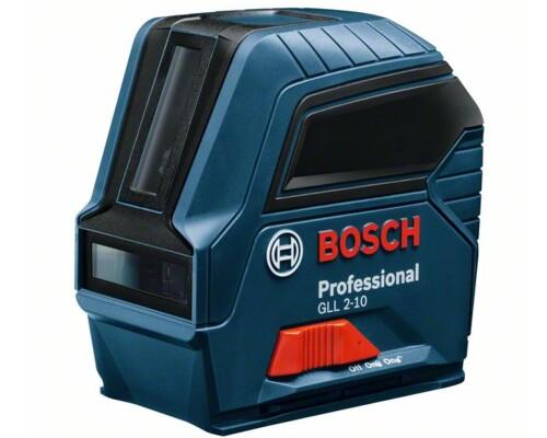 Stavební křížový laser Bosch GLL 2-10