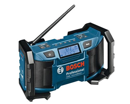 Rádio na stavbu Bosch GML SoundBox, 14,4-18V Li-Ion