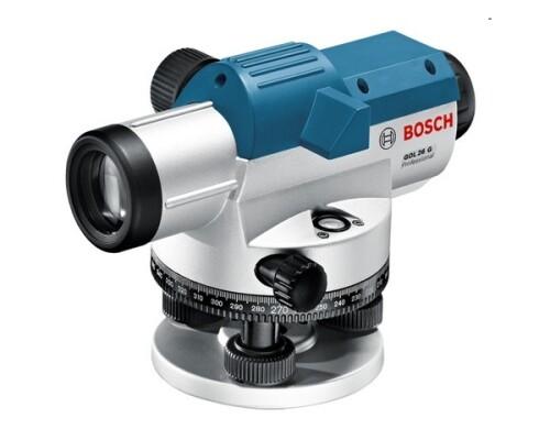 optický nivelační přístroj, BOSCH, GOL 26G