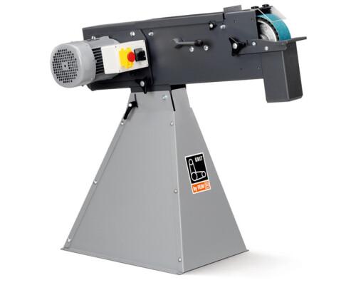 Pásová bruska na kov a nerez Grit GX 75-2H, 75x2000mm