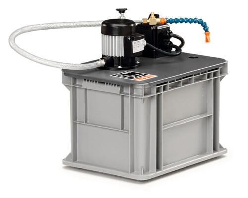 modulový nástavec vodního chlazení pásových brusek Grit, GXW