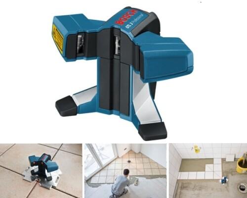 stavební laser pro pokládání dlaždic, BOSCH, GTL 3