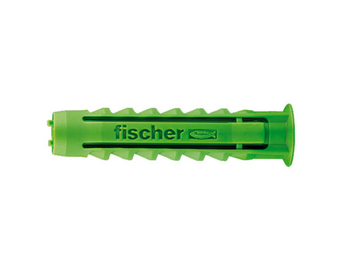 Nylonová hmoždinka Fischer SX Green 5x25mm, (1/90ks)