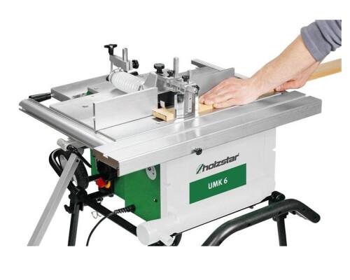 Univerzální víceúčelový truhlářský stroj UMK 6, 1.000W