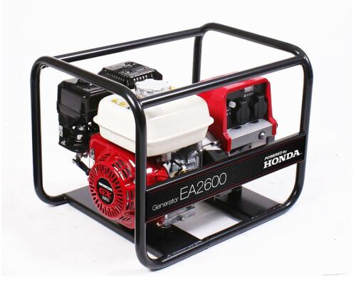 Elektrocentrála Honda EA2600, 2,6kVA, 1x240V