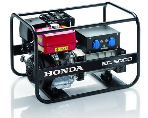 Elektrocentrála Honda EC 5000 F, 230V/5kVA