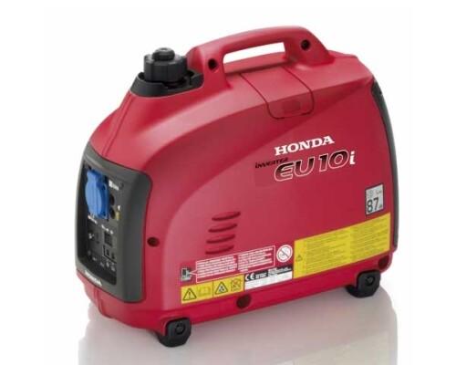 Elektrocentrála Honda EU10i F, 230V/1kVA