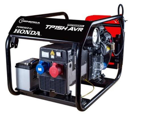 Elektrocentrála Honda TP 15 H AVR, 15kVA, 400V