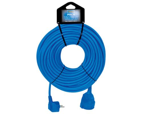 Prodlužovací PVC kabel 3x1,5mm PKN 25, délka 25m