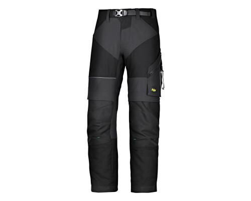 Pracovní kalhoty FlexiWork+, černé, vel. 52