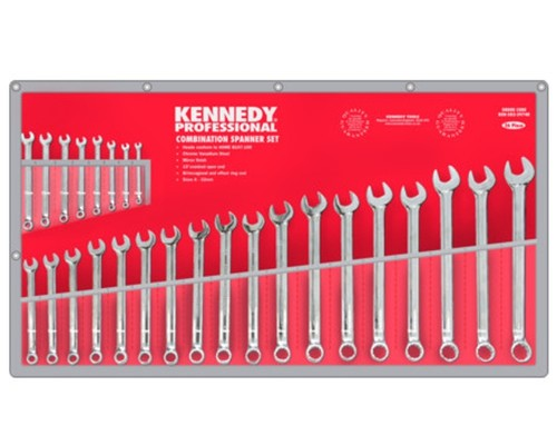 Sada očkoplochých klíčů Kennedy Professional, 6-32mm, 26ks