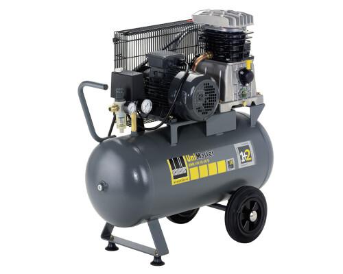 Mobilní dílenský kompresor UniMaster UNM 410-10-50 D