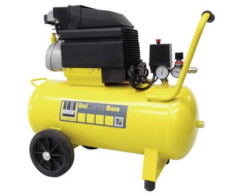 Mobilní dílenský kompresor UniMaster Base UNM 150-8-25 W