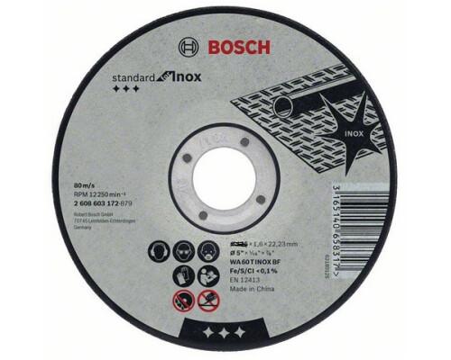 Řezací kotouč na kov a nerez Standard for Inox 115/1,6mm