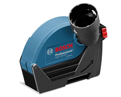 Odsávací kryt s hloubkovým dorazem Bosch GDE 125 EA-S