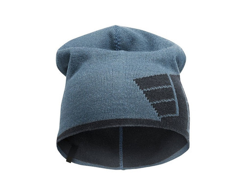 Čepice - kulich oboustraný, šedý