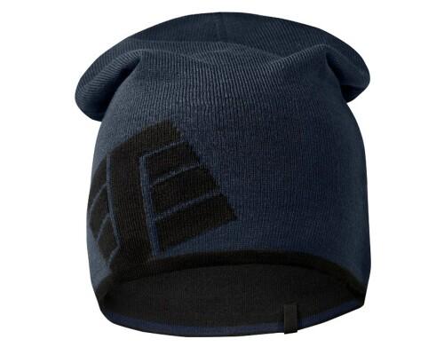 Čepice - kulich oboustraný, modrý