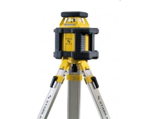 rotační samonivelační laser, LAR 250, SET (stativ+lať)