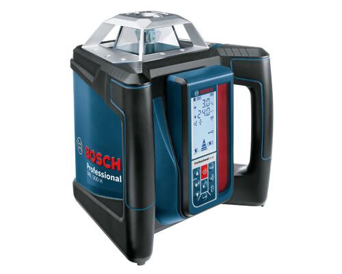 Stavební samonivelační laser Bosch GRL 500 HV